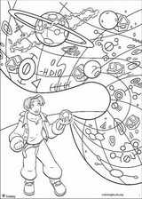 Treasure Planet coloring page (056)