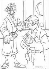 Treasure Planet coloring page (057)