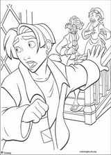 Treasure Planet coloring page (059)