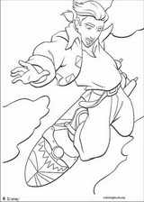 Treasure Planet coloring page (062)