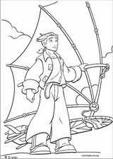 Treasure Planet coloring page (063)