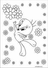 Tweety coloring page (069)