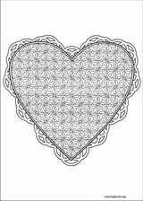 Valentine's Day coloring page (001)