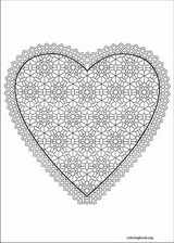 Valentine's Day coloring page (002)