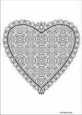 Valentine's Day coloring page (013)