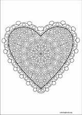Valentine's Day coloring page (014)