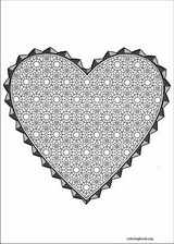 Valentine's Day coloring page (016)