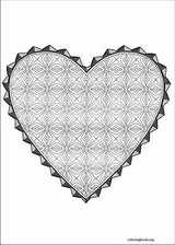 Valentine's Day coloring page (041)