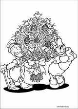 Valentine's Day coloring page (053)