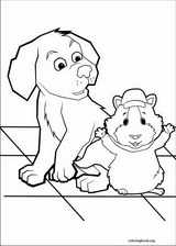 Wonder Pets coloring page (004)