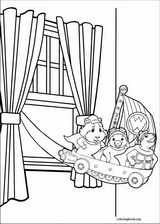 Wonder Pets coloring page (008)