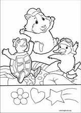 Wonder Pets coloring page (012)