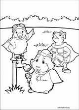 Wonder Pets coloring page (013)