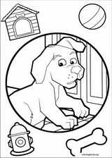 Wonder Pets coloring page (014)