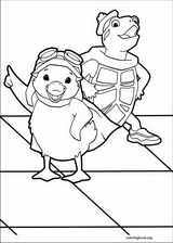 Wonder Pets coloring page (017)