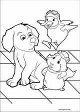 Wonder Pets coloring page (018)