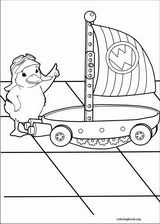 Wonder Pets coloring page (023)