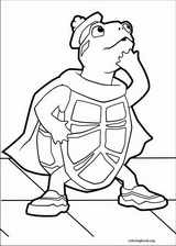 Wonder Pets coloring page (024)