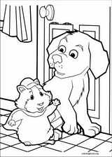 Wonder Pets coloring page (028)