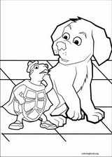 Wonder Pets coloring page (032)