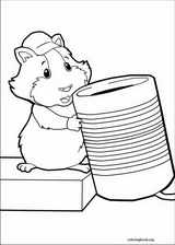 Wonder Pets coloring page (033)