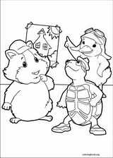 Wonder Pets coloring page (034)