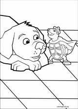 Wonder Pets coloring page (035)