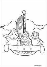 Wonder Pets coloring page (039)