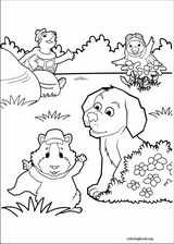 Wonder Pets coloring page (041)