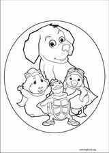 Wonder Pets coloring page (042)
