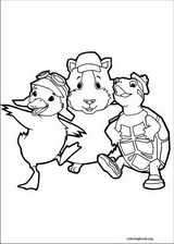 Wonder Pets coloring page (043)
