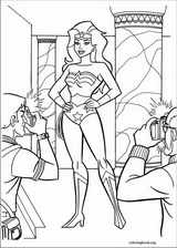 Wonder Woman coloring page (007)