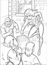 Wonder Woman coloring page (044)