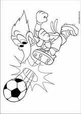 Woody Woodpecker coloring page (006)