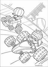 Wreck-It Ralph coloring page (005)