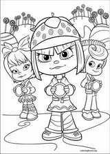 Wreck-It Ralph coloring page (008)