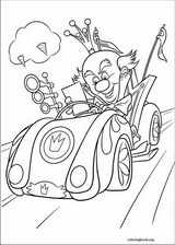 Wreck-It Ralph coloring page (010)