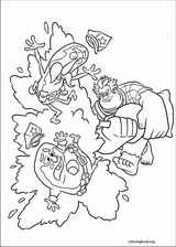Wreck-It Ralph coloring page (011)