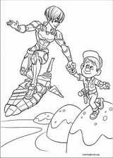 Wreck-It Ralph coloring page (013)