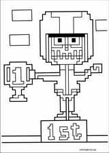 Wreck-It Ralph coloring page (021)