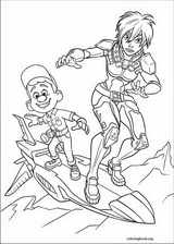 Wreck-It Ralph coloring page (022)