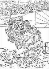 Wreck-It Ralph coloring page (026)