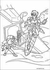 Wreck-It Ralph coloring page (028)