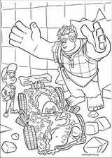 Wreck-It Ralph coloring page (038)