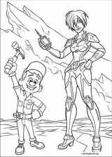 Wreck-It Ralph coloring page (046)