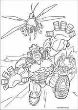 Wreck-It Ralph coloring page (049)