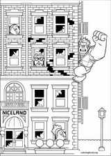 Wreck-It Ralph coloring page (051)