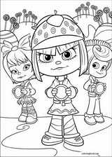 Wreck-It Ralph coloring page (057)