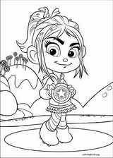 Wreck-It Ralph coloring page (062)