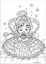Wreck-It Ralph coloring page (063)